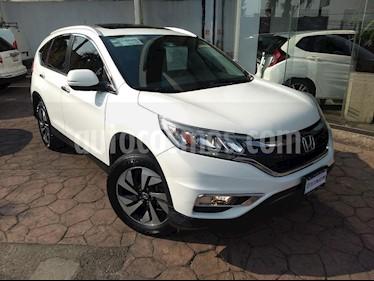 Foto venta Auto usado Honda CR-V EXL NAVI 4WD (2016) color Blanco precio $318,000