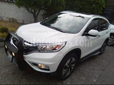 Foto Honda CR-V EXL Navi 4WD usado (2016) color Blanco Marfil precio $320,000