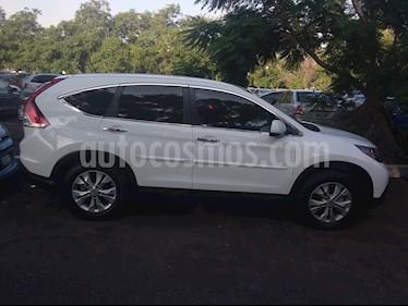 Honda CR-V EXL NAVI 4WD usado (2012) color Blanco Marfil precio $214,000