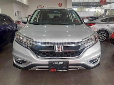 Honda CR-V EXL NAVI 4WD usado (2016) color Plata precio $314,000