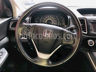 Foto venta Auto usado Honda CR-V EXL NAVI 4WD (2016) color Plata precio $359,000