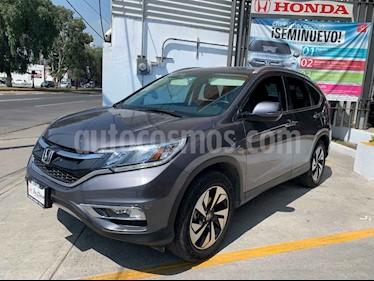 Foto venta Auto usado Honda CR-V EXL NAVI 4WD (2016) color Gris precio $363,000