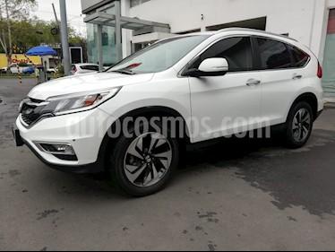 Foto venta Auto usado Honda CR-V EXL Navi 4WD (2015) color Blanco Marfil precio $285,000