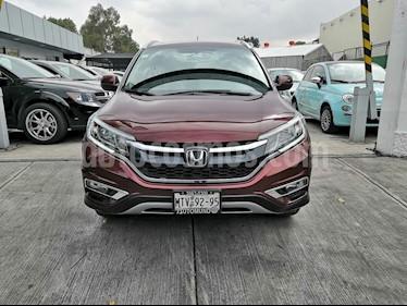 Honda CR-V EXL Navi 4WD usado (2015) color Naranja precio $285,000