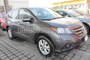 Foto venta Auto Seminuevo Honda CR-V EXL NAVI 4WD (2014) color Marron precio $240,000
