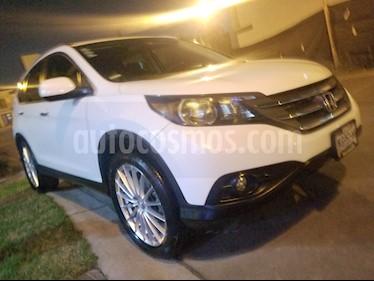 Foto Honda CR-V EXL NAVI 4WD usado (2012) color Blanco precio $249,000