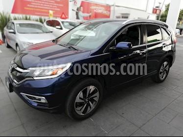 Foto venta Auto usado Honda CR-V EXL NAVI 4WD (2016) color Azul precio $330,000
