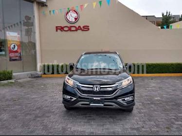 Foto venta Auto usado Honda CR-V EXL NAVI 4WD (2015) color Negro precio $290,000