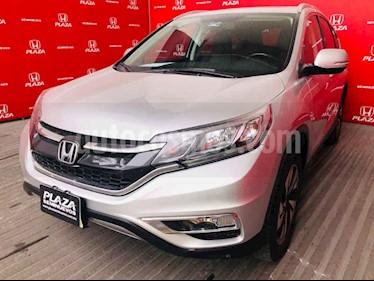 Honda CR-V EXL NAVI 4WD usado (2016) color Plata precio $345,000
