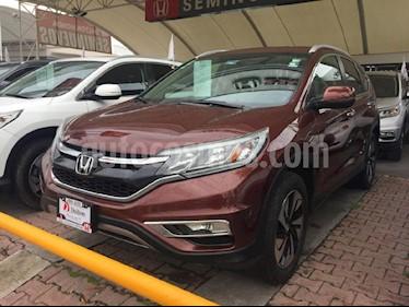 Foto venta Auto usado Honda CR-V EXL NAVI 4WD (2016) color Cafe precio $349,000