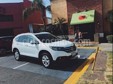 Honda CR-V EXL NAVI 4WD usado (2012) color Blanco precio $215,000