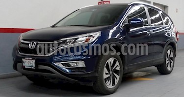 Foto venta Auto Seminuevo Honda CR-V EXL NAVI 4WD (2015) color Azul precio $325,000