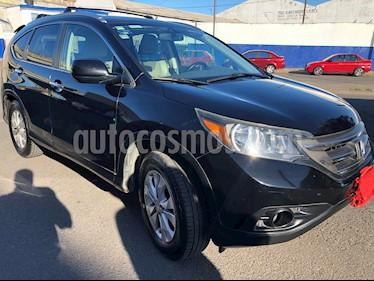 Honda CR-V EXL NAVI 4WD usado (2012) color Negro precio $190,000
