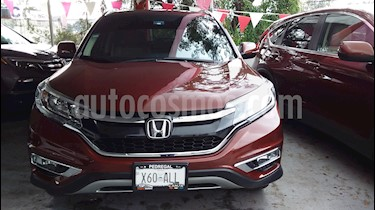 Foto Honda CR-V EXL Navi usado (2016) color Cafe precio $335,000