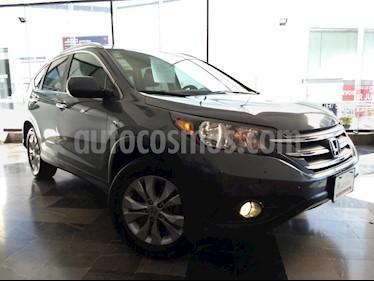 Foto venta Auto usado Honda CR-V EXL NAVI (2014) color Gris precio $237,000