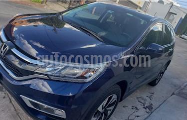 Foto venta Auto usado Honda CR-V EXL Navi (2016) color Azul precio $340,000