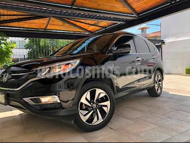 Honda CR-V EXL Navi usado (2015) color Negro precio $269,000
