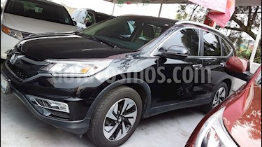 Honda CR-V EXL Navi usado (2015) color Negro precio $245,000