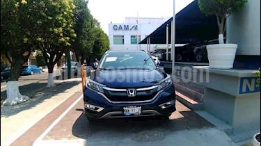 Foto venta Auto usado Honda CR-V EXL NAVI (2016) color Azul precio $322,900