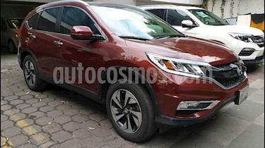 Foto venta Auto usado Honda CR-V EXL NAVI (2015) color Cafe precio $298,000