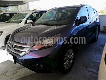 Foto venta Auto usado Honda CR-V EXL NAVI (2013) color Azul Brillante precio $225,000