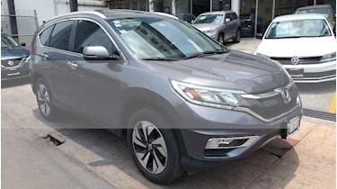 Foto venta Auto usado Honda CR-V EXL NAVI (2016) color Gris precio $325,000