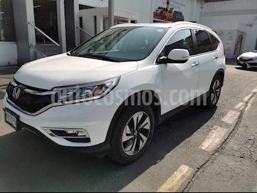 Foto venta Auto usado Honda CR-V EXL Navi (2015) color Blanco Marfil precio $305,000