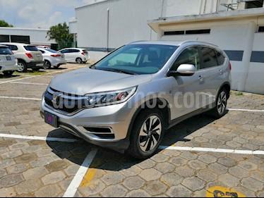 Foto venta Auto usado Honda CR-V EXL NAVI (2016) color Plata precio $310,000