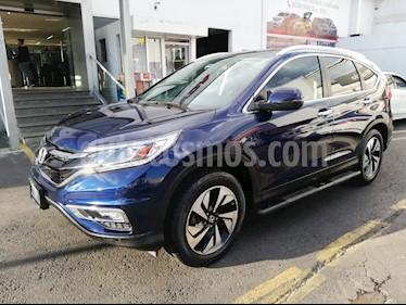 Foto venta Auto usado Honda CR-V EXL Navi (2015) color Azul Oscuro precio $280,000