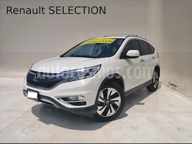 Foto venta Auto usado Honda CR-V EXL Navi (2016) color Blanco Marfil precio $326,700