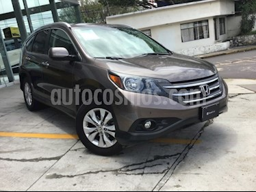 foto Honda CR-V EXL NAVI usado (2014) color Bronce precio $245,000