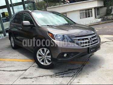 Foto venta Auto usado Honda CR-V EXL NAVI (2014) color Bronce precio $245,000