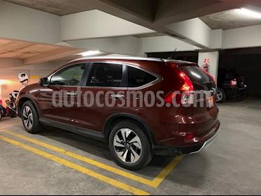 Honda CR-V EXL Navi usado (2015) color Marron precio $269,999