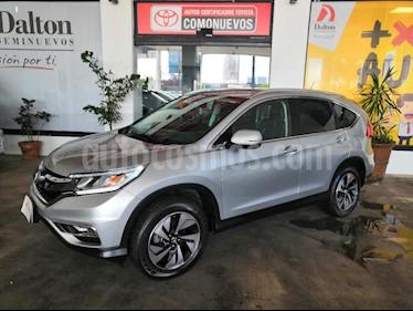 Foto venta Auto Seminuevo Honda CR-V EXL NAVI (2015) color Plata precio $345,000