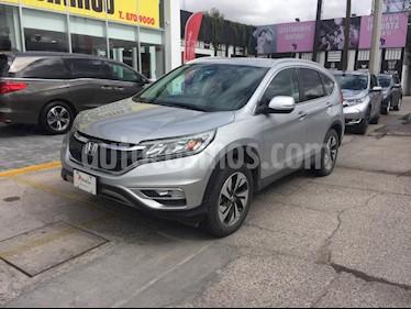Foto venta Auto Seminuevo Honda CR-V EXL NAVI (2015) color Plata precio $300,000