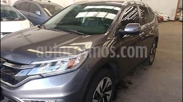 Foto venta Auto usado Honda CR-V EXL NAVI (2016) color Gris precio $319,000