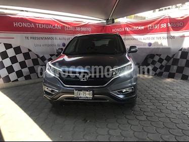 Foto venta Auto usado Honda CR-V EXL Navi (2016) color Acero precio $320,000