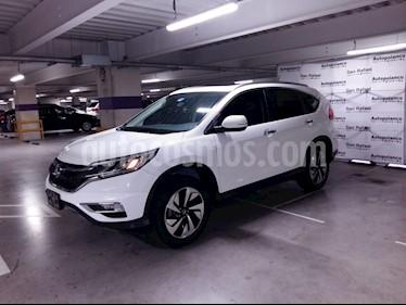 Foto venta Auto usado Honda CR-V EXL Navi (2016) color Blanco Marfil precio $349,000