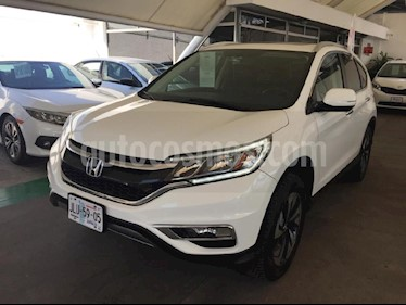Foto venta Auto Seminuevo Honda CR-V EXL NAVI (2015) color Blanco precio $310,000