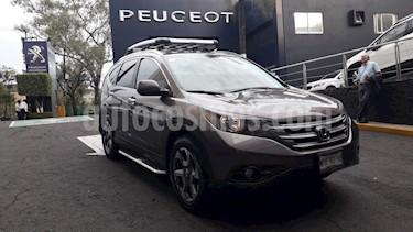 Foto Honda CR-V EXL NAVI usado (2014) color Tungsteno precio $269,900