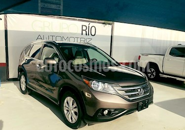 Foto venta Auto usado Honda CR-V EXL NAVI (2014) color Tungsteno precio $249,000