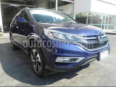 Foto venta Auto Seminuevo Honda CR-V EXL NAVI (2015) color Azul precio $319,000