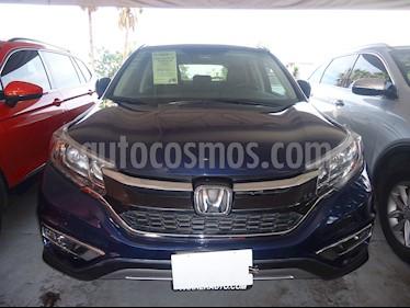 Foto venta Auto usado Honda CR-V EXL Navi (2016) color Azul precio $330,000