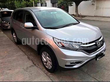 Honda CR-V EXL Navi usado (2016) color Plata precio $310,000
