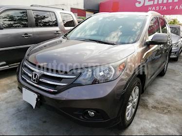 Foto venta Auto usado Honda CR-V EXL NAVI (2014) color Tungsteno precio $270,000