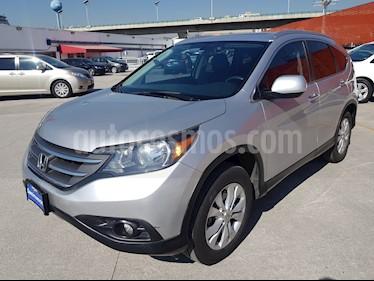 Foto venta Auto usado Honda CR-V EXL NAVI (2014) color Plata Diamante precio $250,000