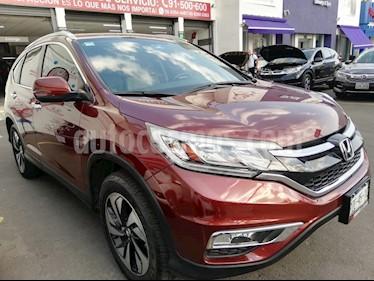 Foto venta Auto usado Honda CR-V EXL Navi (2016) color Cafe precio $360,000