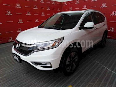 Foto venta Auto usado Honda CR-V EXL NAVI (2016) color Blanco precio $349,000