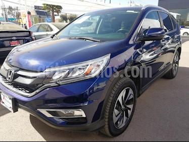 Foto venta Auto usado Honda CR-V EXL NAVI (2016) color Azul precio $349,000