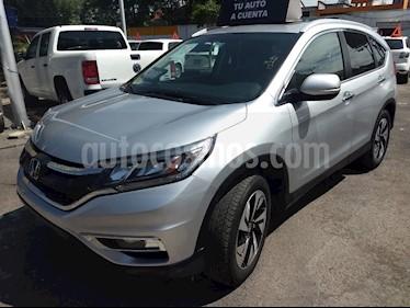 Foto venta Auto usado Honda CR-V EXL Navi (2015) color Plata Diamante precio $328,000